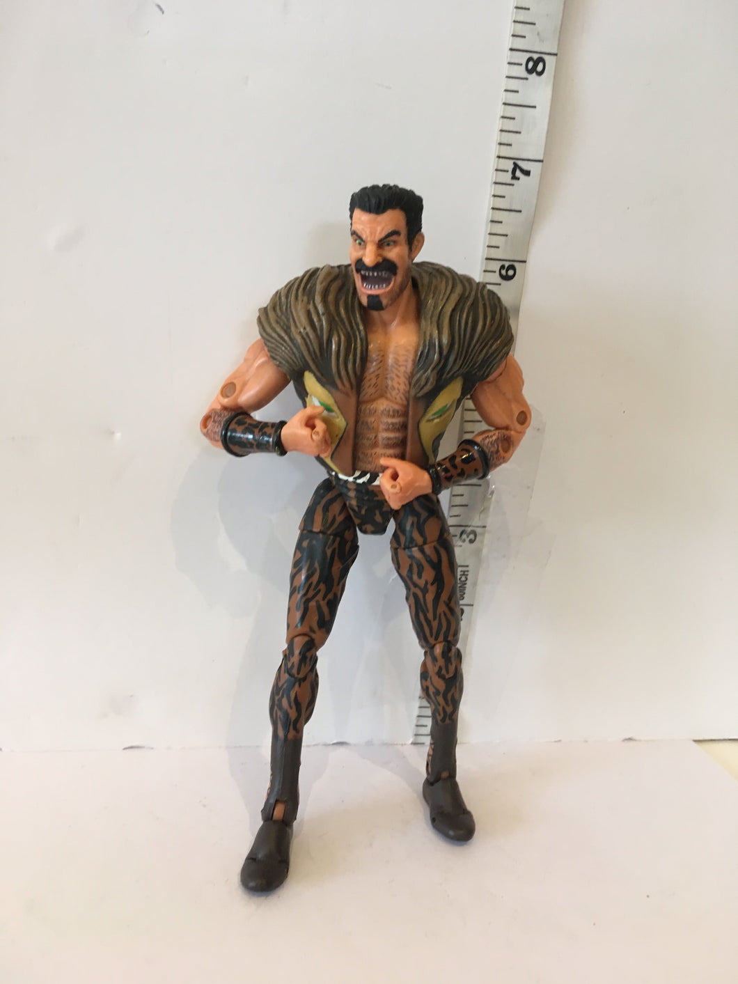 Marvel Toy Biz Sinister Six Kraven The Hunter Pre Owned Loose Action Figure