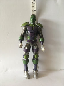DC Brainiac Custom Pre Owned Loose Action Figure