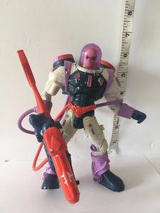 DCUC Legacy Edition Mr Freeze Pre Owned Loose Action Figure