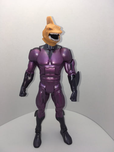 DCUC The Shark Preowned Loose Action Figure