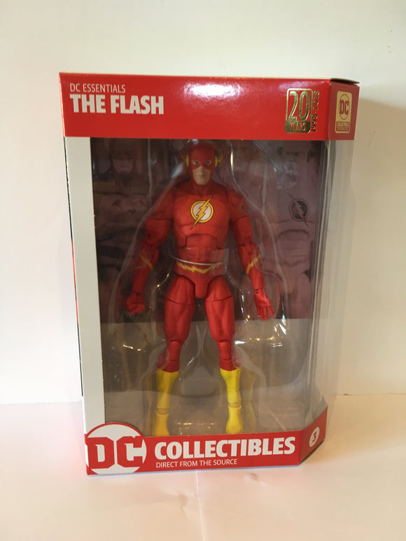 Flash from DC Essentials