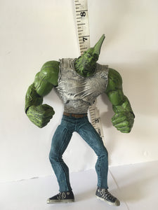 Marvel Savage Dragon Mcfarlane 10th Anniversary Pre Owned Loose Action Figure