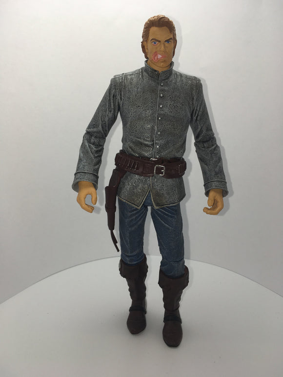 DC  Direct Showcase Jonah Hex Pre owned Loose Action Figure