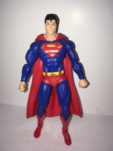 DC Comics Icons Superman Preowned Loose Action Figure