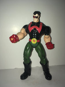 Marvel Toybiz United They Stand -Wonderman Pre owned Loose Action Figure