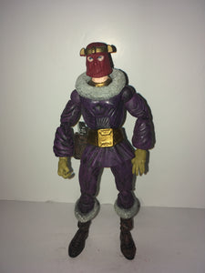 Marvel Legends Baron Zemo  Pre owned Loose Action Figure