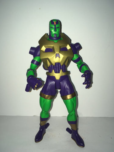 DC Direct Brainiac 13 Preowned Loose Action Figure