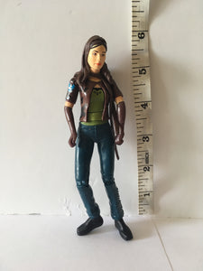 Marvel ToyBiz X-Men The Movie Anna Paquin as Rogue Pre Owned Loose Action Figure