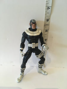 Marvel Legends Bullseye Pre Owned Loose Action Figure From Toy Biz