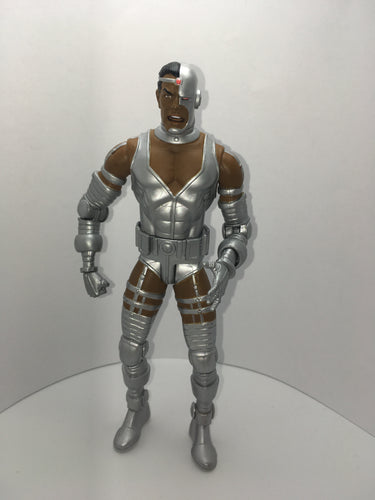DC Classics Teen Titans Cyborg Preowned Loose Action Figure