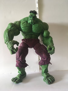 "Marvel Legends Icons 12"" Inch Hulk  Pre Owned Loose Action Figure"