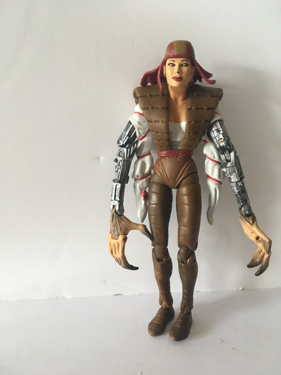 Marvel Legends Lady Deathstrike  Pre Owned Loose Action Figure
