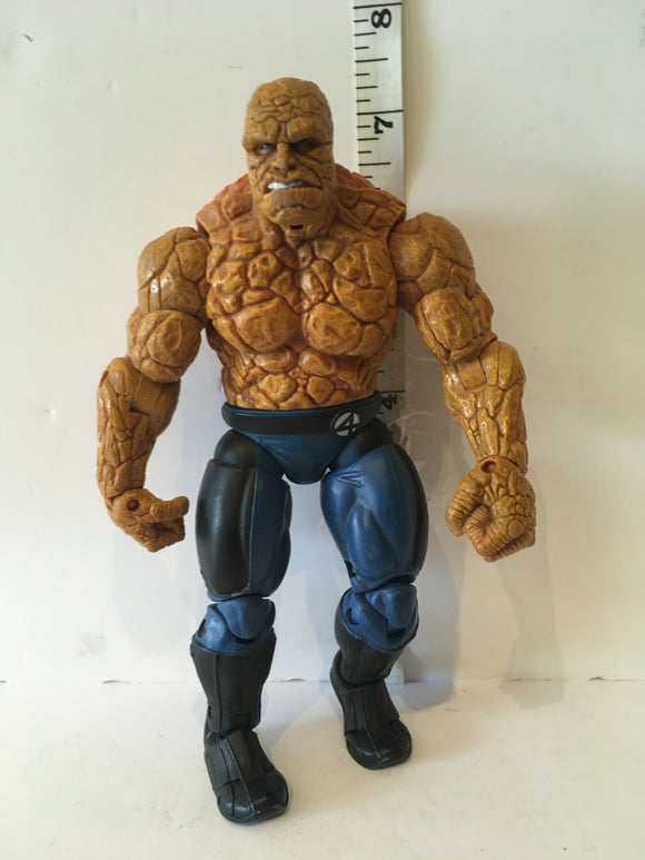 Marvel Fantastic 4 Raging Thing Pre Owned Loose Action Figure