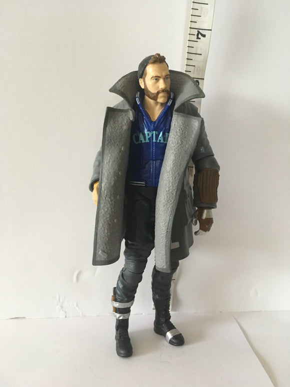DC Comics Multiverse Suicide Squad Captain Boomerang Pre Owned Loose Action Figure