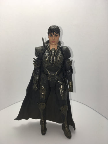 Superman Moviemasters Faora Preowned Loose Action Figure