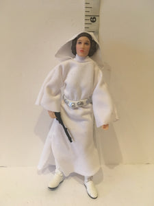 Star Wars The Force Awakens The Black Series Wave 9 - Princess Leia Organa #30 Pre Owned Loose Action Figure