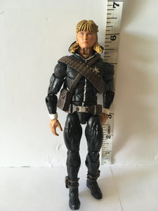 Marvel Legends Longshot Toy Biz Mojo Wave Pre Owned Loose Action Figure