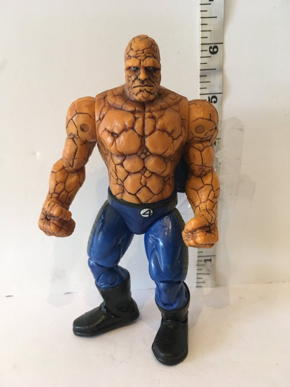 Marvel Thing (pull string ) Pre Owned Loose Action Figure
