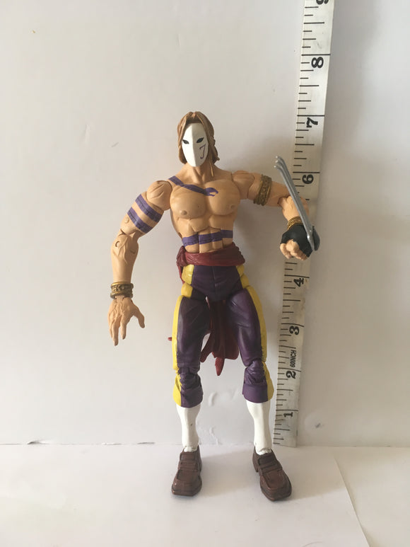 Street Fighter Sota Vega  Pre Owned Loose Action Figure