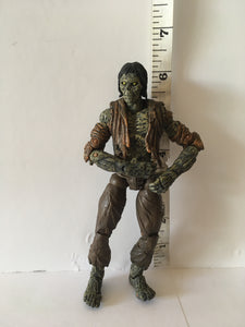 Marvel Legends Zombie from Monsters 4 PK Pre Owned Loose Action Figure