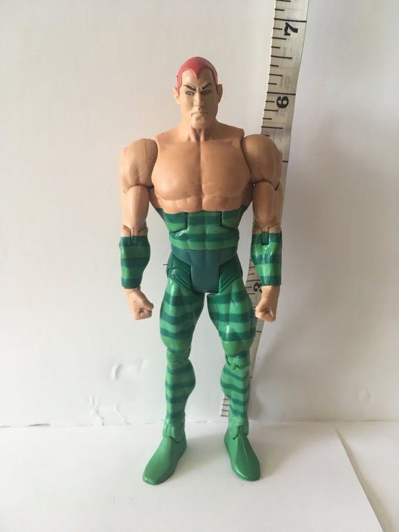 DCUC Amazo Walmart Exclusive Pre Owned Loose Action Figure