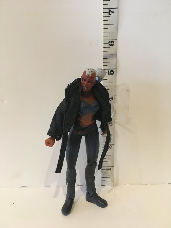 Marvel X-Men Mutant X Preview Exclusive Bloodstorm Pre owned Loose Action Figure