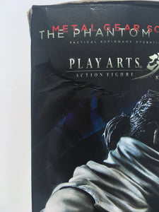 Play Arts Kai Metal Gear Solid V The Phantom Pain Venom Snake Boxed Pre Owned Action Figure