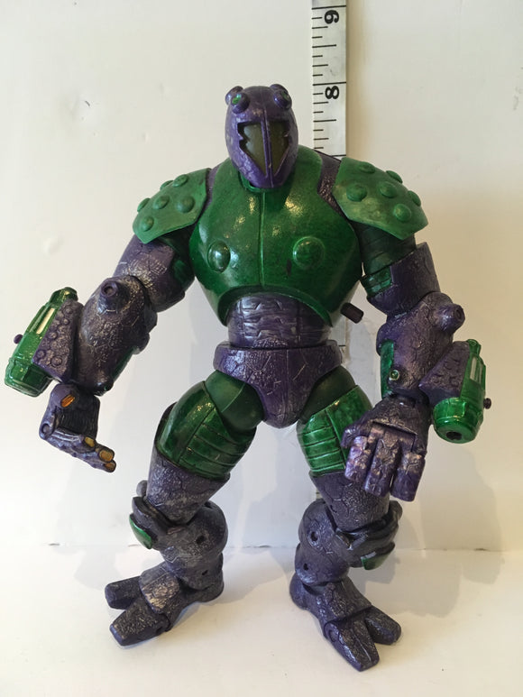 Marvel Legends Buzzing Beetle Pre Owned Loose Action Figure