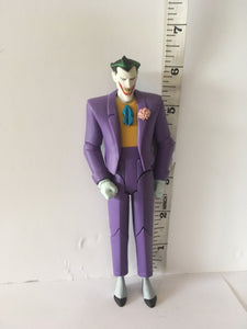 DC Collectibles Batman: The Animated Series: The Joker Action Figure Pre Owned Loose Action Figure
