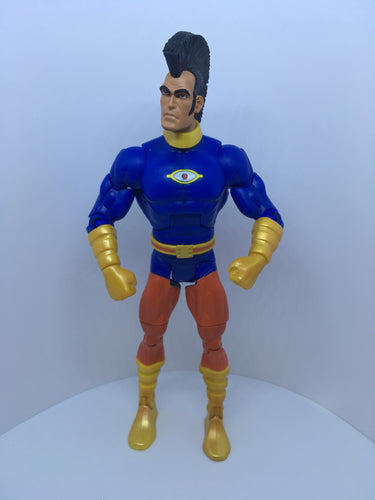 DCUC OMAC Preowned Loose Action Figure