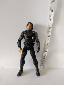 Marvel Legends Winter Soldier Pre Owned Loose Action Figure