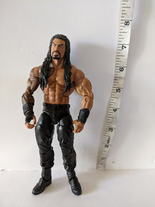 WWE Elite Series 45 Roman Reigns Pre Owned Loose Action Figure