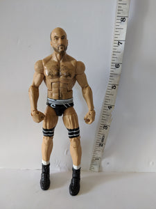 WWE Elite Series 33  Cesaro Pre Owned Loose Action Figure