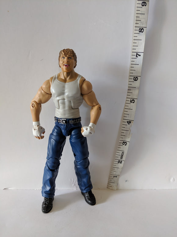 WWE Elite Series 36 Dean Ambrose Pre Owned Loose Action Figure