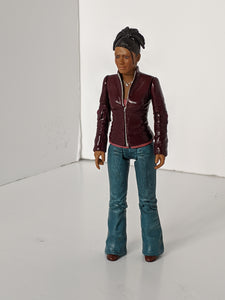 Doctor Who Companion Martha Jones Pre Owned Loose Action Figure