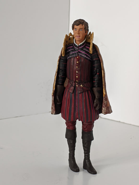Doctor Who Francesco The Vampire Pre Owned Loose Action Figure