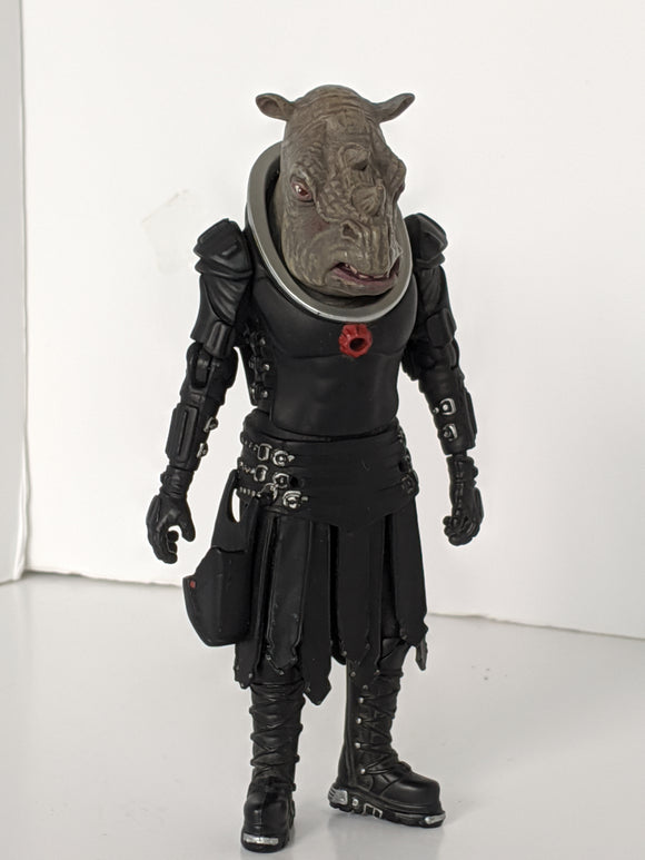 Doctor Who Judoon Trooper Pre Owned Loose Action Figure