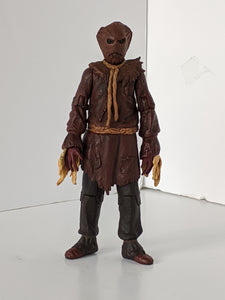 Doctor Who Scarecrow Brown Tie Pre Owned Loose Action Figure