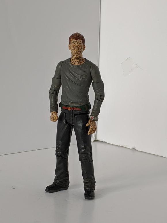 Doctor Who Toby Zed Possessed Pre Owned Loose Action Figure