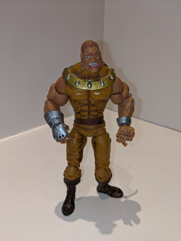Marvel Legends Giant Man Series Age of Apocalypse Sabretooth Preowned Loose Action Figure