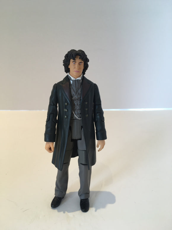 Doctor who Paul Mcgann 8th Doctor Pre Owned Loose Action Figure