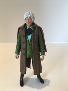 Doctor Who Jon Pertwee 3rd Doctor Pre Owned Loose Action Figure