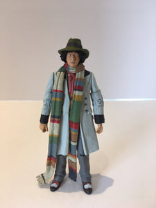 Doctor Whoct Tom Baker 4th Doctor pre Owned Loose Action Figure