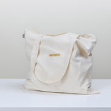 Totebag Natural organic cotton