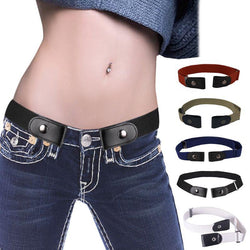 Ladies Elastic Belts