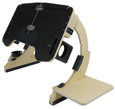 Lazy Desk Laptop Stand