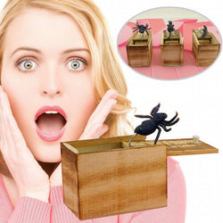 Spider Prank Box