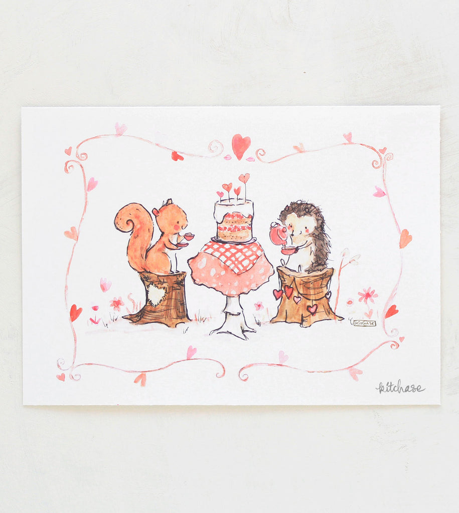 be mine giclee