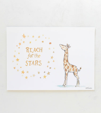 reach for the stars giraffe