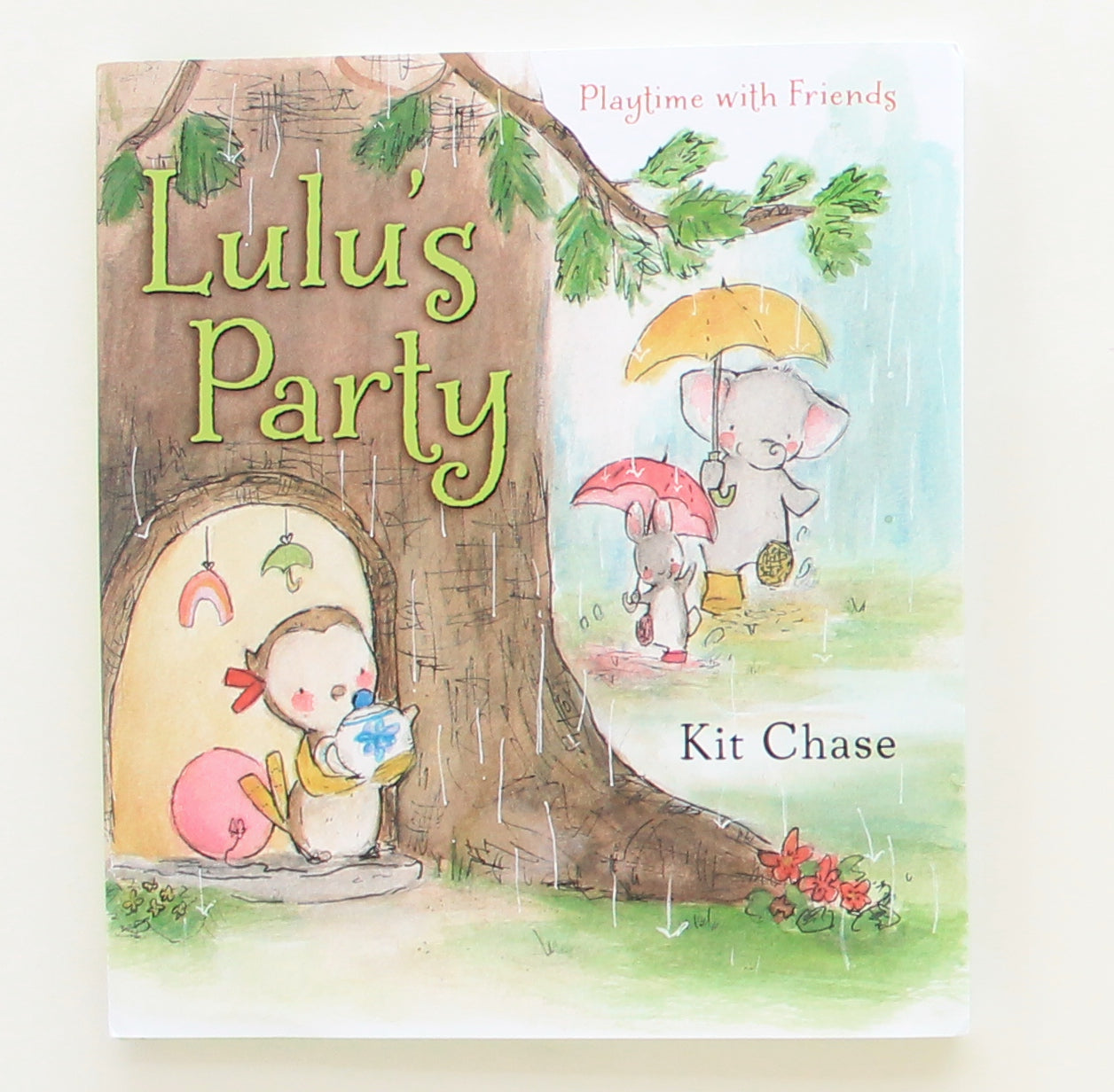 Lulu's Party by Kit Chase